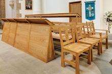 Treske Church Furniture