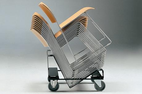 Howe 40/4 Stacking Chair