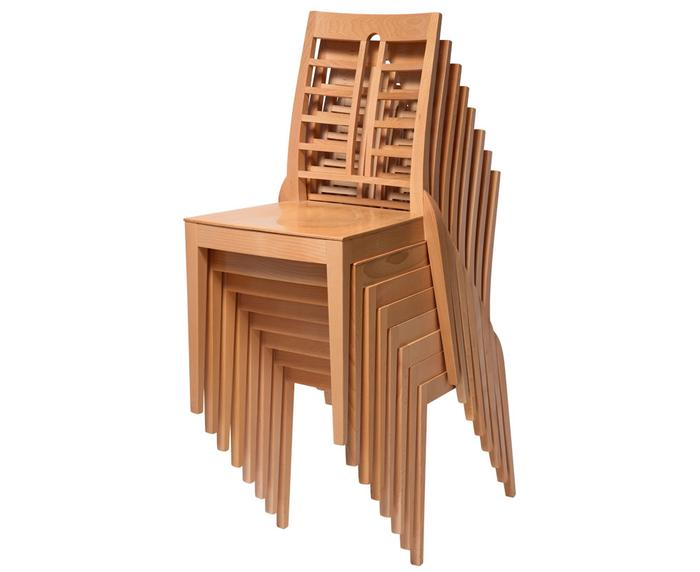 9985d905f40 stylish lightweight stacking church chair