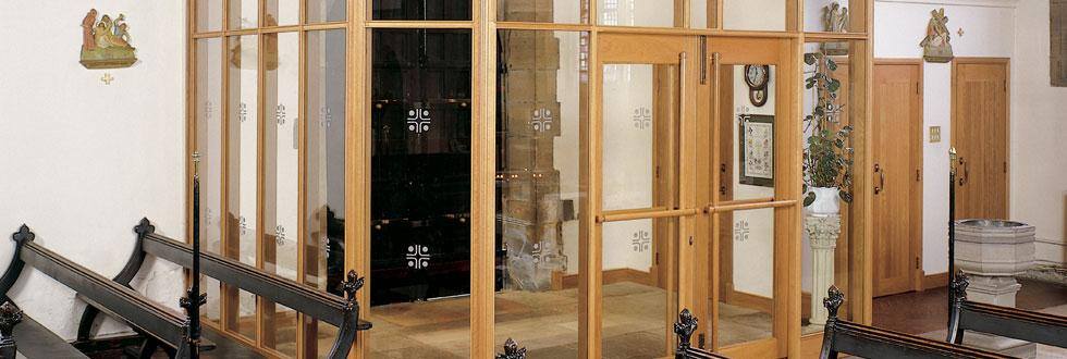 Church Doors, Screens, Specialist Joinery & Panelling