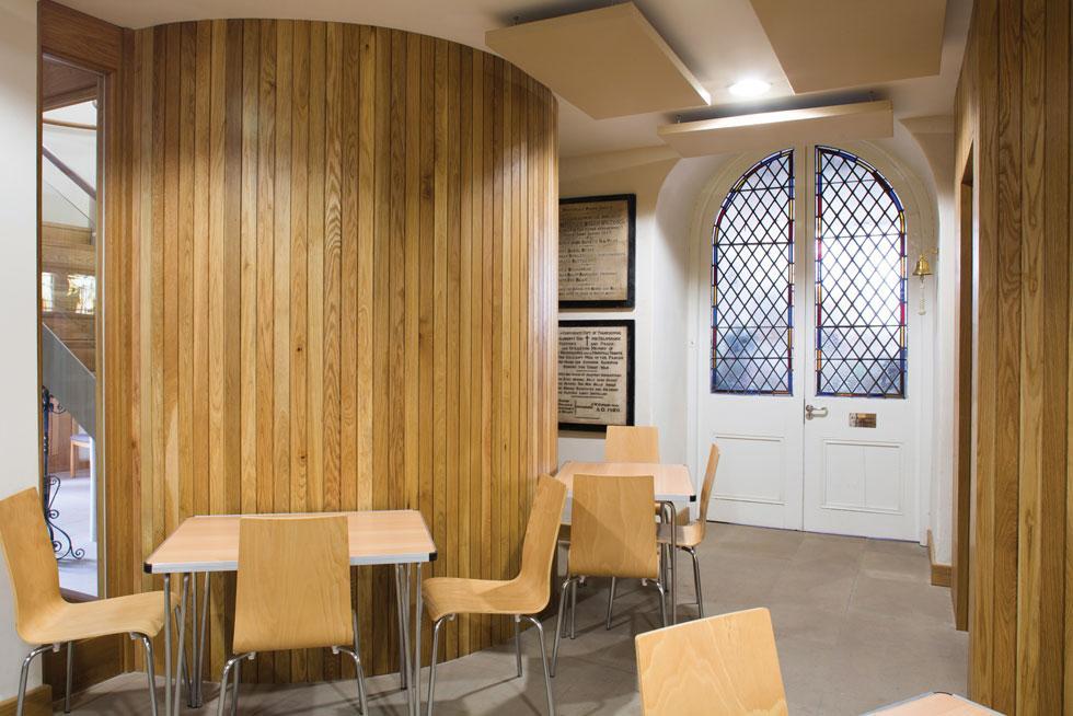 Bespoke Serveries Receptions From Treske