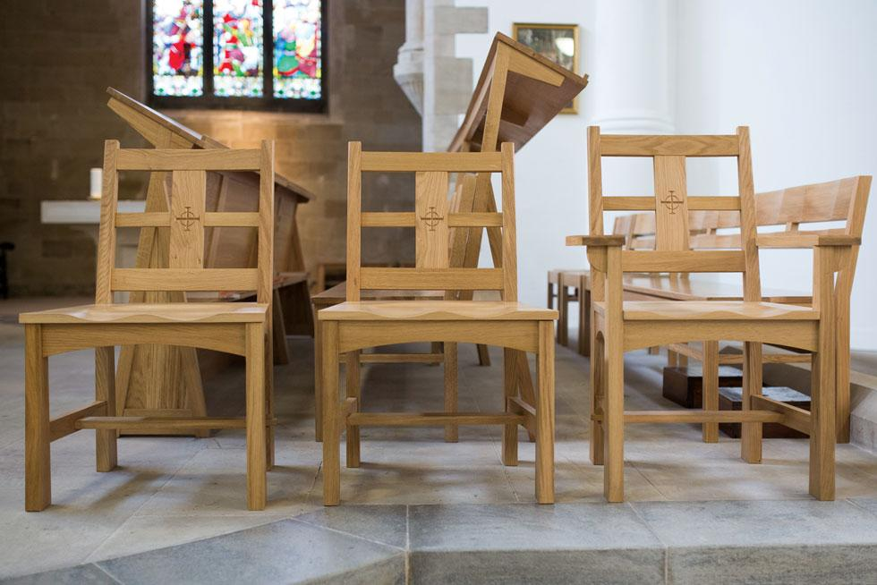 Clergy Chairs Amp Litany Desks From Treske