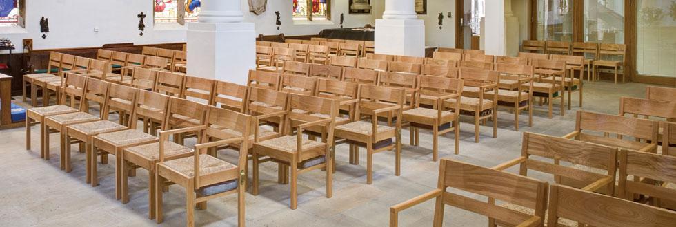 St Giles Church Pontefract Treske Church Furniture
