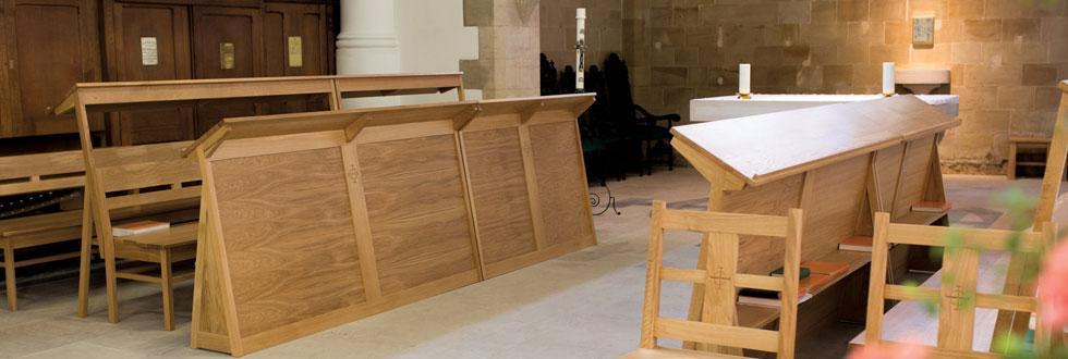 Treske 39 S Bespoke Church Chairs