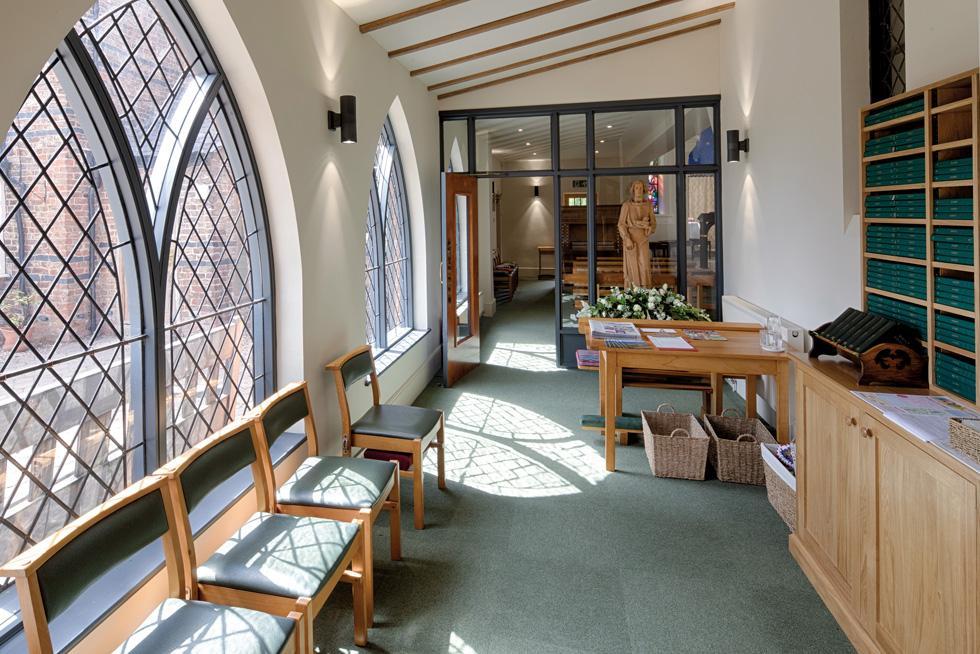 St Joseph S Church Stokesley Treske Church Furniture