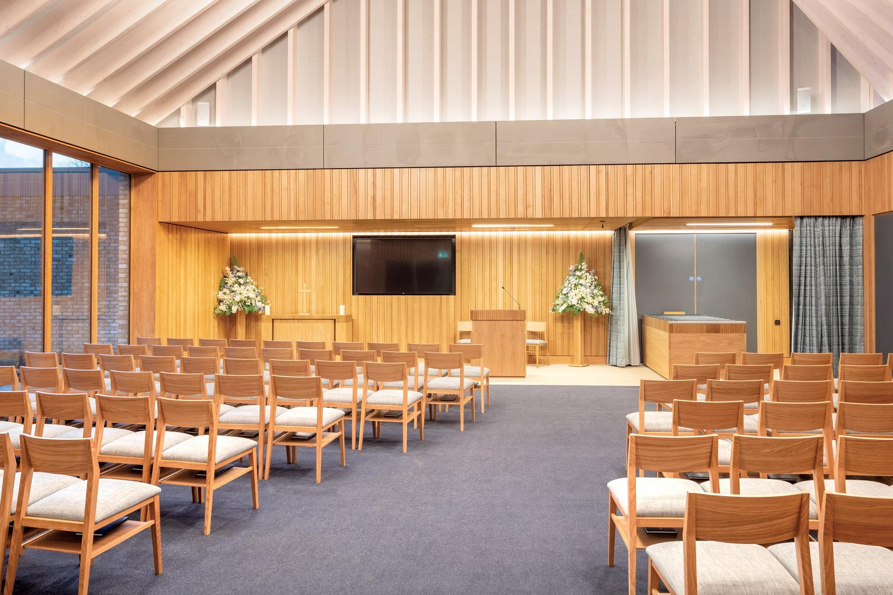 Guildford Crematorium 4