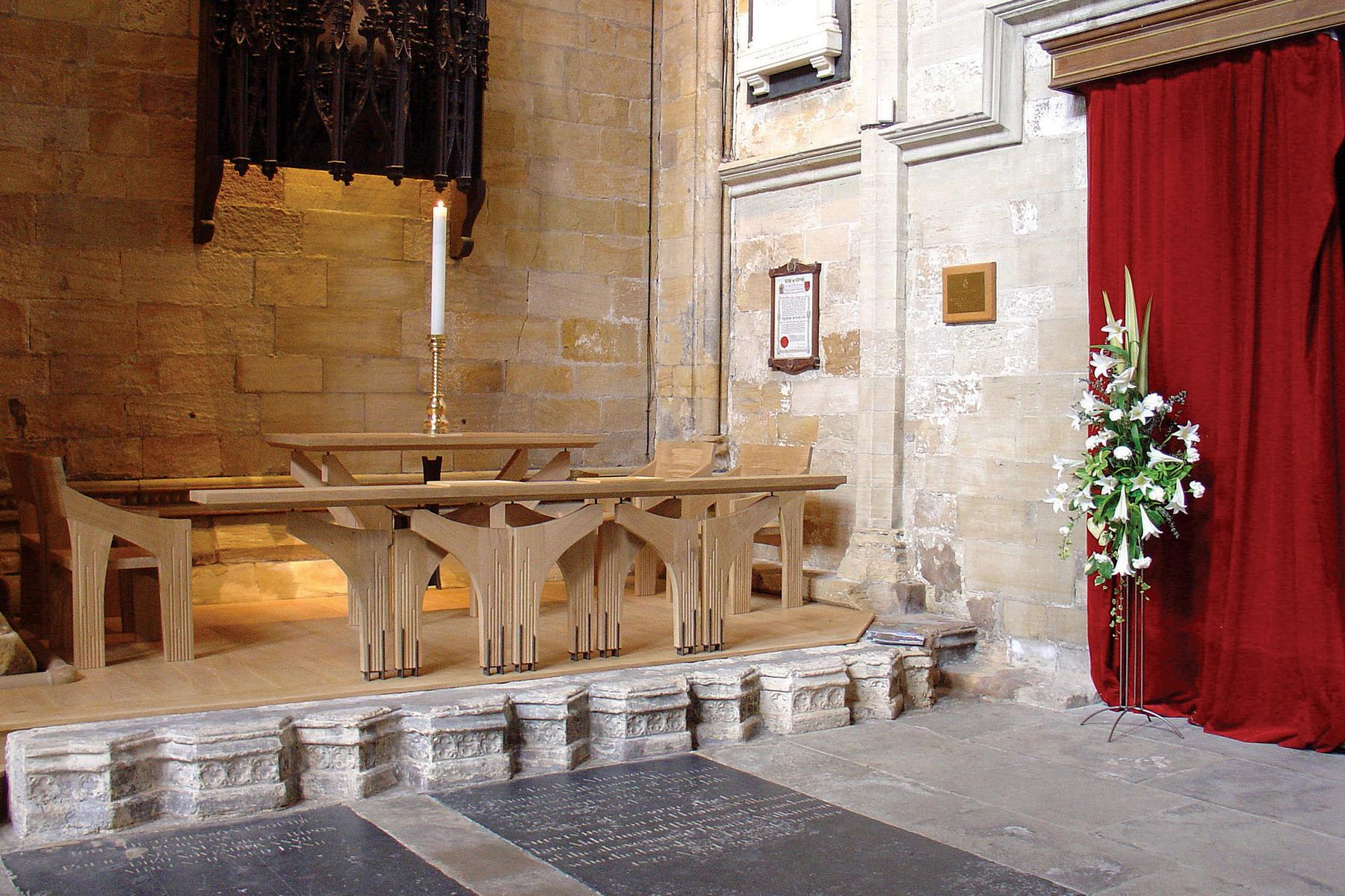 Ripon Cathedral Chapel 3