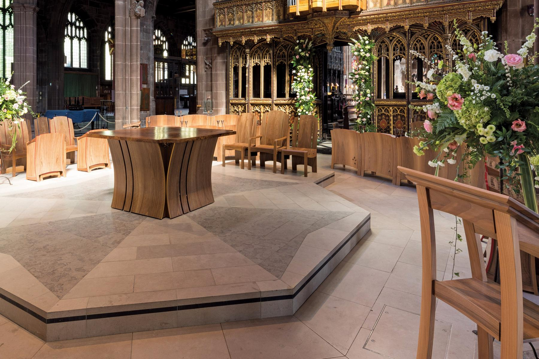 Manchester Cathedral 1