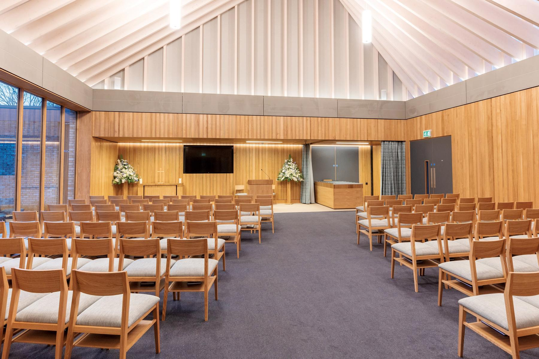 Guildford Crematorium 1